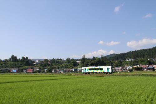 2012夏~由利高原鉄道撮影行