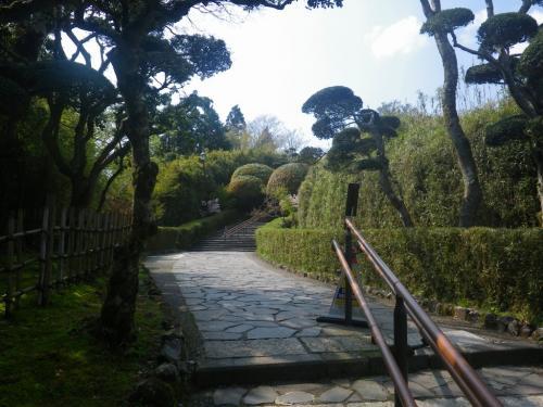 箱根の風と御殿場高原の花々と−−−。