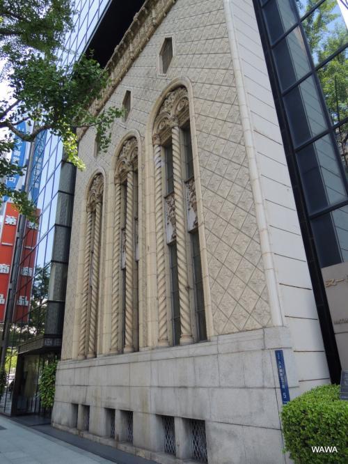 カメラをポケットに大阪中心部のレトロ建築巡り①