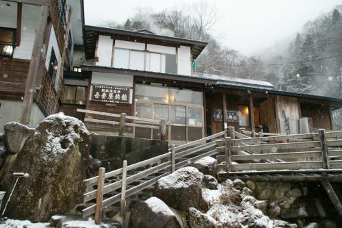 2泊3日、GWに新高湯温泉と蔵王観光