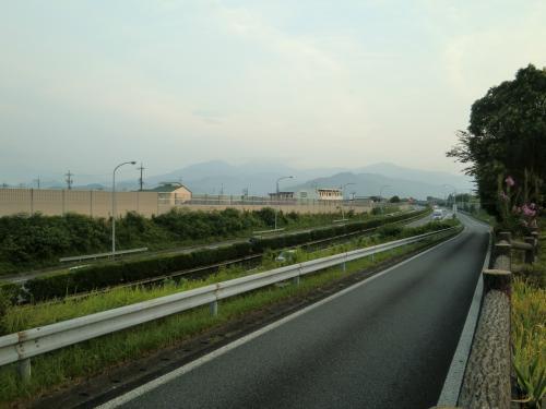 以前の赴任先の四日市の友人を訪ね、伊賀のキャンプ場に行きました