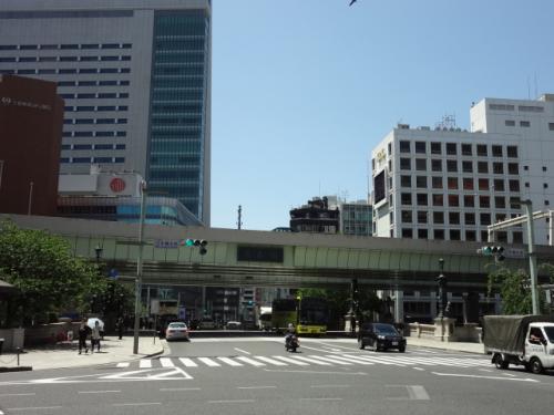ぶらり日本橋界隈散歩