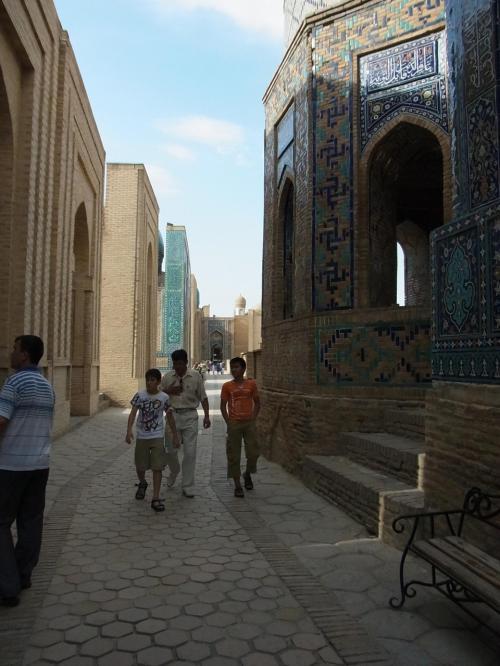 Uzbekistan in 2011 vol.7 ~友...