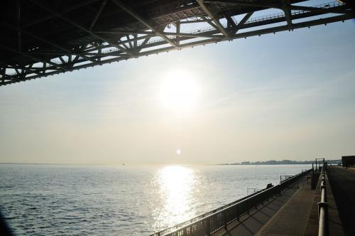 2013年G.W.の旅(4)明石海峡大橋の夜景