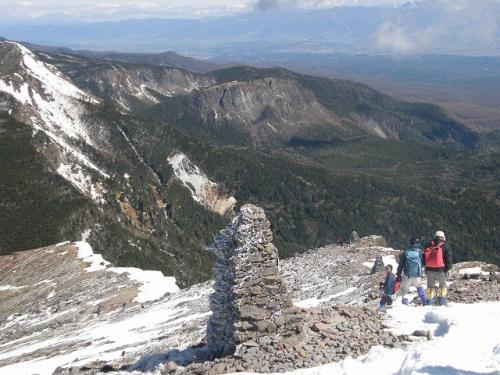 2013GW八ヶ岳登山・・・⑤八ヶ岳からの下山