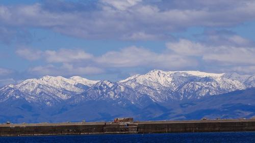 松前・江差・函館 桜旅情 3日間(16) 江差港付近のとっくり岩と海陽丸の見学