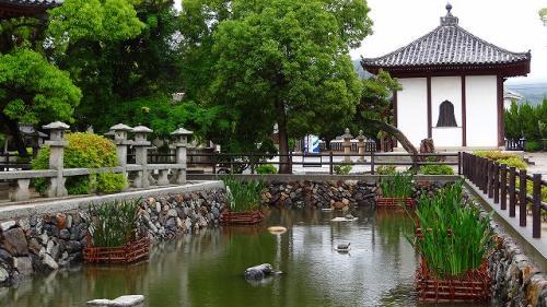 庭園紀行(101)・・・普賢寺庭園の観賞 上巻