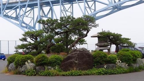 庭園紀行(126)・・・下蒲刈島 松濤園の観光 上巻