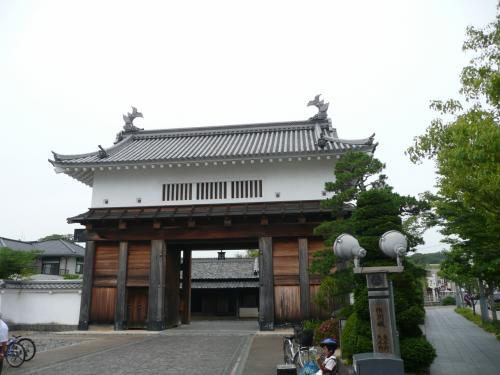掛川城に初登城!