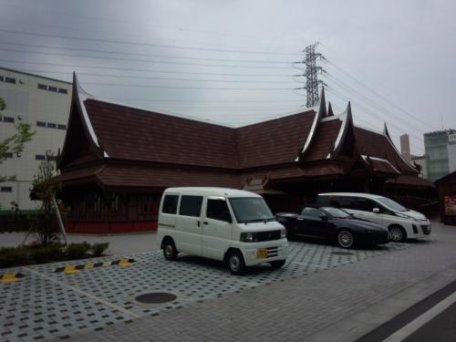 タイ料理レストラン『ナムチャイ』にて、気分はタイへ♪