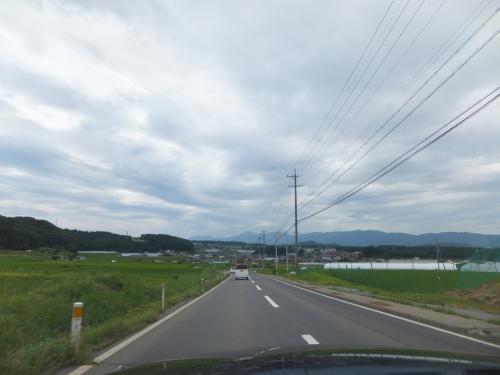 2013年長野ドライブ旅行 下條温泉&撮り鉄 その2
