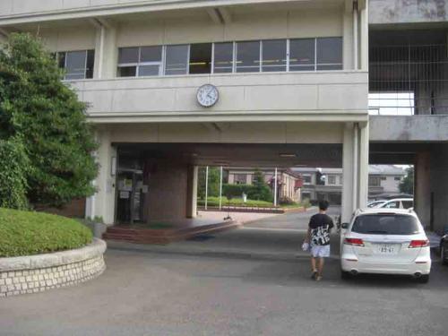 土浦だって見るとこありますよ。・・・    土浦第一高等学校の中に・・・・