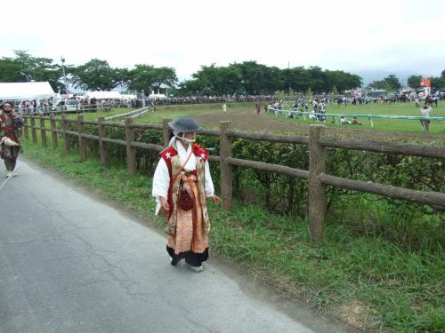 福島県相馬野馬追