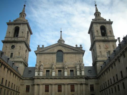 500_30031920 王立サン・ロレンソ・デ・エル・エスコリアル修道院(Monasterio