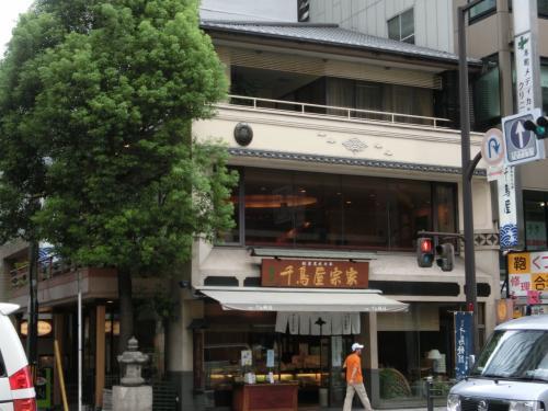 大阪 船場散歩