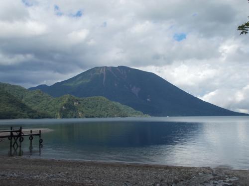 中禅寺湖南岸ハイキング