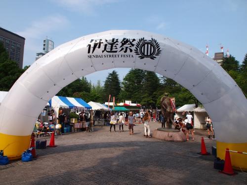 ストリート系の・・・クールでエネルギッシュなお祭り ~ 伊達祭 2013 ~