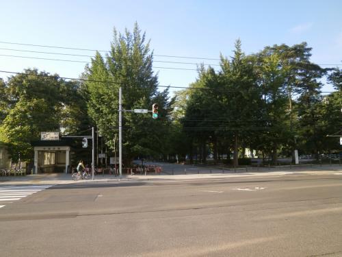 日本の最果てにある礼文島と利尻島への旅 その2 早朝の中島公園を散歩してからスーパー宗谷に乗って稚内へ、宗谷岬を観光