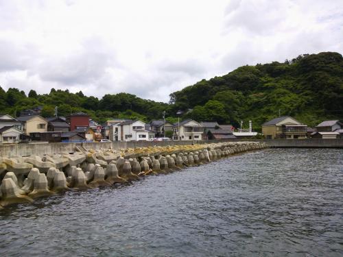 のんびり田舎の港町、真脇~千枚田♪ キリコ祭り★