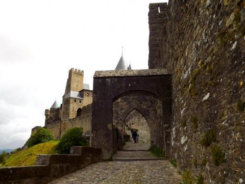 500_31130175 『TGV1等車で世界遺産・歴史的城塞都市へ』 [カルカソンヌ]のブログ