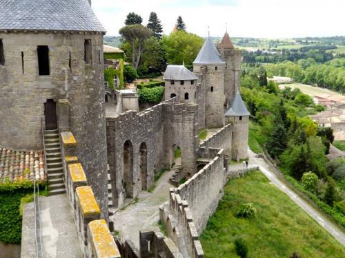 500_31130329 『TGV1等車で世界遺産・歴史的城塞都市へ』 [カルカソンヌ]のブログ