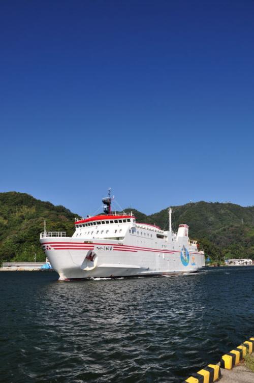 日本海の幸が食べたくて!。そして馬達との出会い♪ 隠岐 西ノ島の旅。