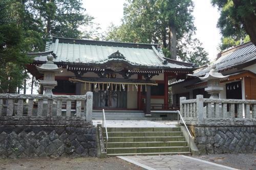 一宮巡詣~駿河と浅間神社①