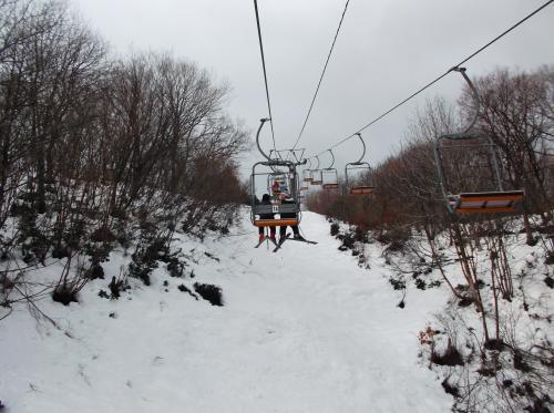 2014年初滑り(*^_^*)国境高原スノーパークin滋賀県高島市マキノ町②