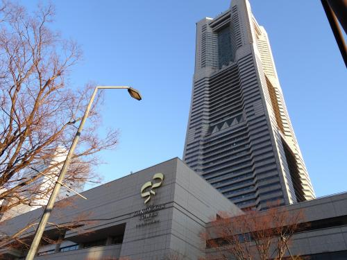ランドマークタワー訪問記 in 横浜