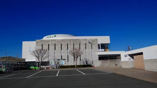 避寒旅行(04)・・・お茶の郷の日本庭園を見たくて立ち寄りました。