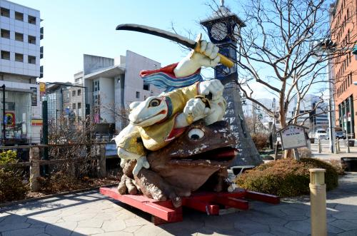 2014年最初の旅は、余った18きっぷでぷらっと信州松本へ