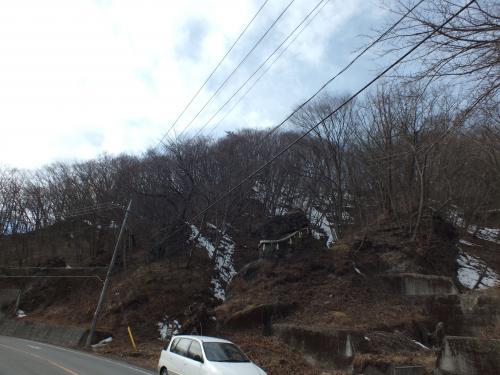 榛名山と榛名神社