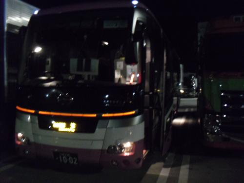 ☆WILLERバスの旅A近鉄八王子線綴☆