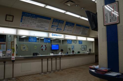 2013九州縦断ツーリング【1】名門大洋フェリー(大阪→新門司)