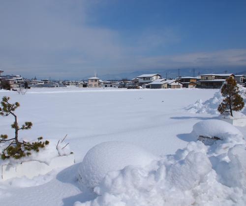 憧れの・・・銀山温泉の雪景色 ① **到着まで・・・と、今夜のお宿「古山閣」**