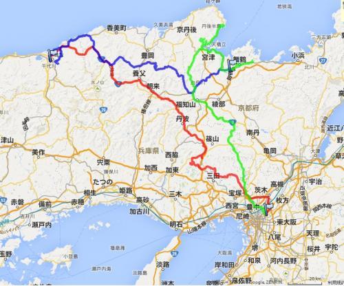 ぶらり山陰バイク旅4~[但馬国一宮]出石神社 と 城下町
