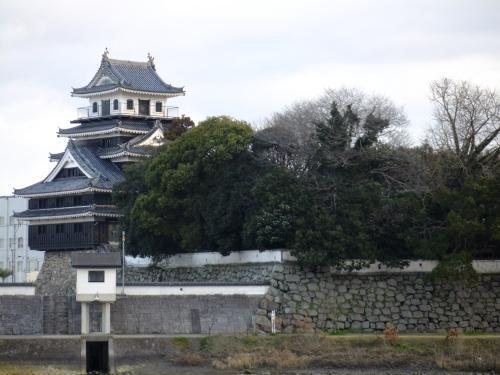 中津城(新名所「黒田官衛兵資料館」)を見学
