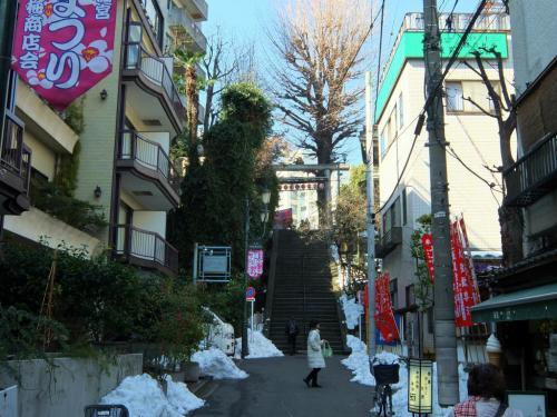 湯島天神の春 2014