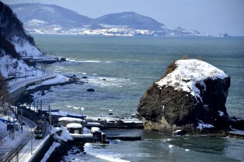 冬の北海道、道東・道央地方を巡る旅 ~小樽駅のランプを見に訪れてみた~