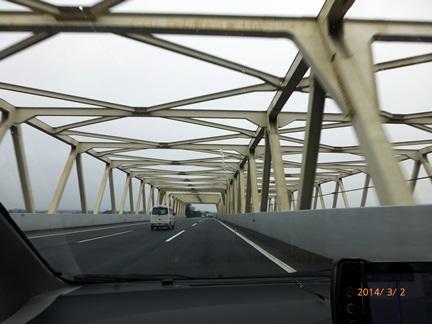 今年は東に行ってみよう 初の福島旅行 1-1 塔のへつり