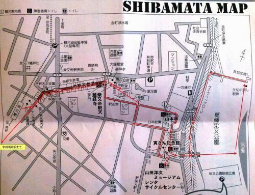 【東京散策2】 3連休の真ん中に柴又散策に出掛けました