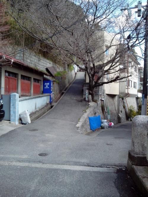 摩耶山青谷道