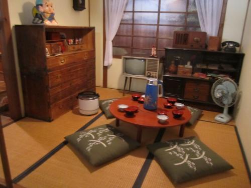 またまた春の陽気に誘われて昭和村へ