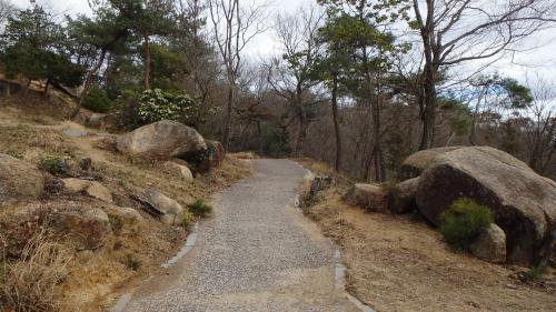 日本三大マチュピチュに認定したい規模の大きな山城(鬼ノ城)