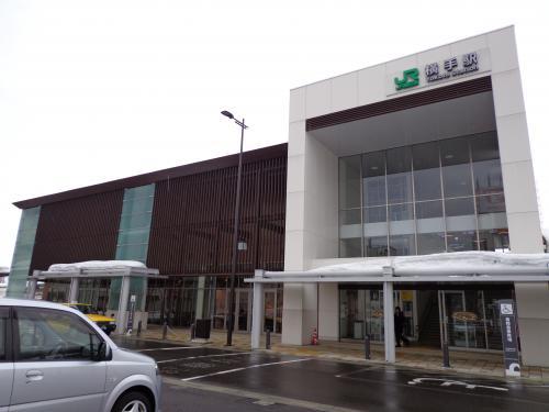 北東北を電車で一人旅~秋田県横手市~