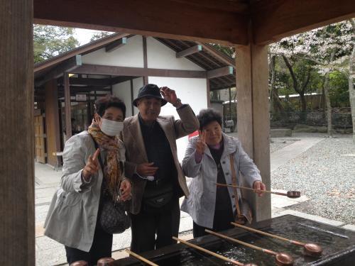 北川温泉で母の古希祝い♪