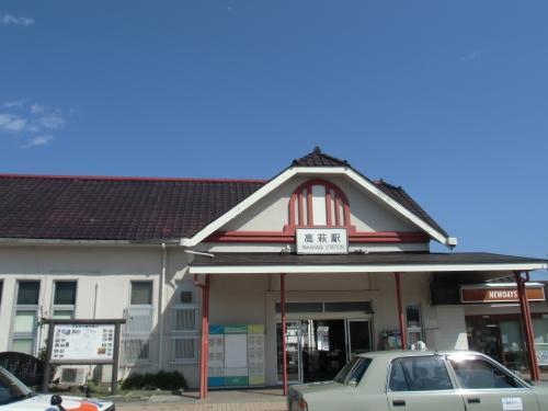 常陸高萩 水戸藩筆頭家老となった武蔵七党丹党後裔中山氏 松岡城跡訪問