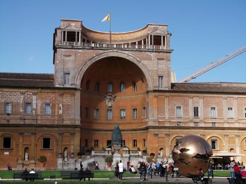バチカン宮殿の画像 p1_11