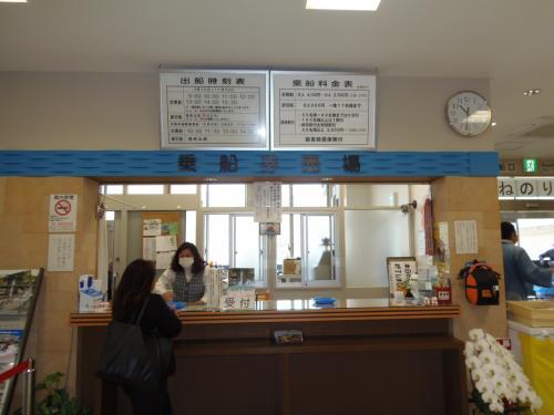 桜景色の保津川下りと嵯峨野トロッコ列車