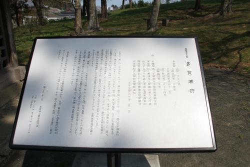 2014 桜咲く頃の多賀城跡(政庁跡...